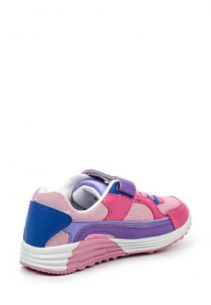 Кроссовки , цвет: розовый Ascot
