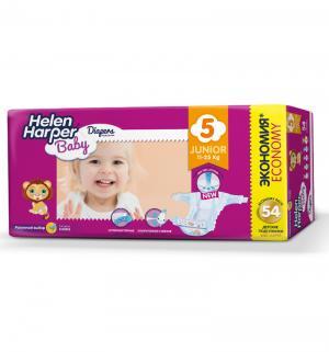 Подгузники  Baby Junior (11-25 кг) 54 шт. Helen Harper