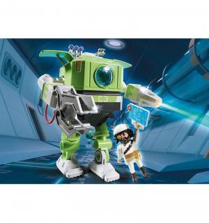 Конструктор  Супер 4 Робот Клеано Playmobil