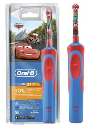 Зубная щетка  Cars D12.513K тип 3709 Oral-B