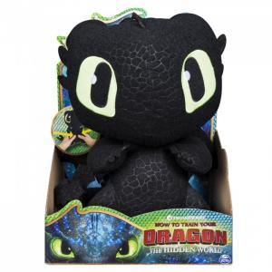 Мягкая игрушка  Плюшевый Беззубик со звуковыми эффектами 25 см Dragons