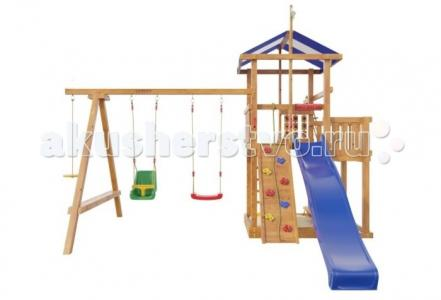 Детская игровая площадка Бретань Самсон