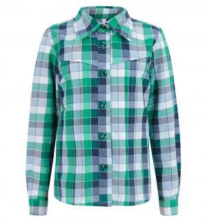Блузка , цвет: зеленый Милашка Сьюзи