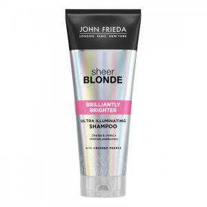 Шампунь для придания блеска светлым волосам Sheer Blonde Brilliantly Brighter 250 мл John Frieda