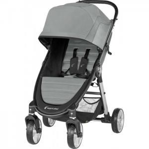 Прогулочная коляска  City Mini 2-4 wheels + бампер Baby Jogger