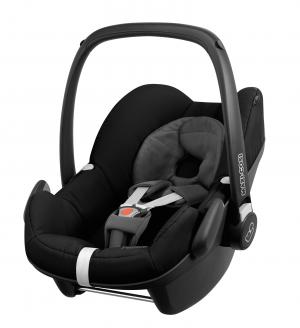 Автокресло  Pebble, цвет: black devot Maxi Cosi
