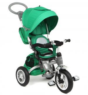 Детский трехколесный велосипед  Twist Trike 360, цвет: зеленый Capella