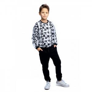 Комплект для мальчика (джемпер, брюки) Рок Веселый малыш