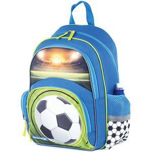 Рюкзак + Футбольный мяч, синий Пифагор. Цвет: atlantikblau