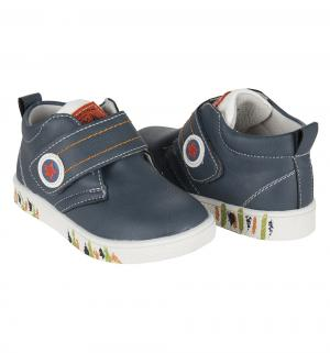 Ботинки , цвет: синий Kidix