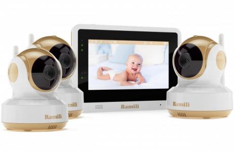 Видеоняня Baby RV1500X3 Ramili