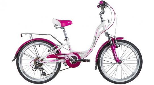 Велосипед двухколесный  Angel TY21/RS35/SG-6SI V-brake 20 Novatrack