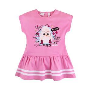 Платье  Angry Birds, цвет: розовый Bossa Nova