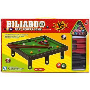 Настольная игра  Бильярд Zilmer