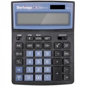Калькулятор настольный City Style 16 разрядов Berlingo