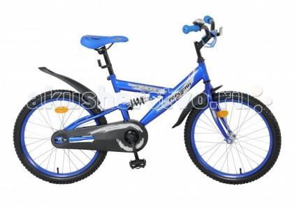 Велосипед двухколесный  Junior Racer 20 TopGear