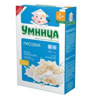 Каша  молочная Рисовая с 4 месяцев 200 г 1 шт Сами усами