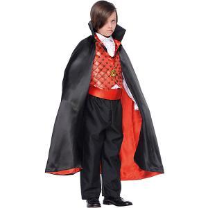 Карнавальный костюм  Граф Дракула для мальчика Veneziano. Цвет: разноцветный