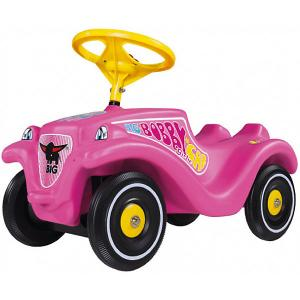 Машинка, Big Bobby Car Classic Girlie