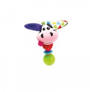 Погремушка музыкальная  Коровка Yookidoo