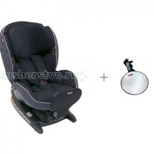 Автокресло  iZi Combi X4 Isofix с зеркалом для контроля за ребенком Baby Mirror BeSafe