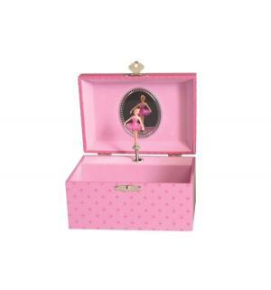 Музыкальная шкатулка  Принцесса цвет: розовый Egmont