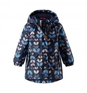 Куртка  Tec Ohra, цвет: синий Reima