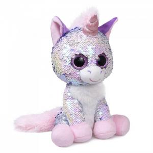 Мягкая игрушка  Единорог Жемчужина 23 см Fancy