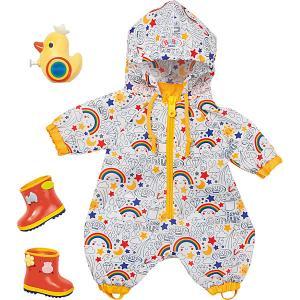 Одежда для куклы  Baby Born Осенний комбинезон с сапогами Zapf Creation