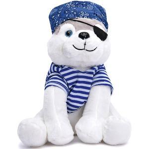 Мягкая игрушка  Собачка Юджин, 24 см (пират) Devilon