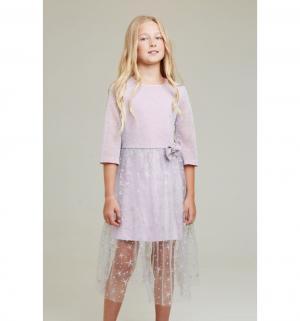 Платье , цвет: сиреневый Смена