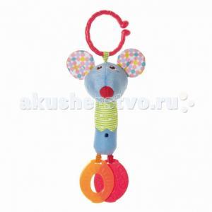 Подвесная игрушка  мягкая для коляски Мышонок Chicco