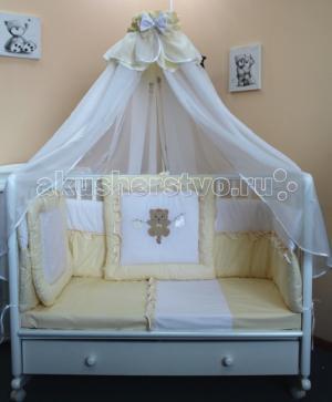 Комплект в кроватку  Мультяшки (8 предметов) Балу