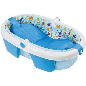 Детская ванночка Summer Infant. Цвет: белый