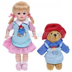 Кукла Мэри и медвежонок Паддингтон 20 см Madame Alexander