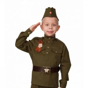 Карнавальный костюм Солдат малютка Jeanees