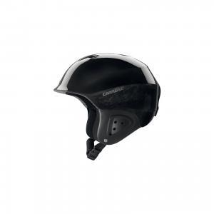 Детский лыжный шлем Carrera. Цвет: черный