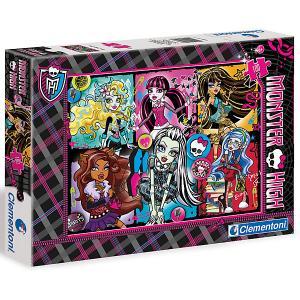 Пазл  Monster High, 100 элементов Clementoni