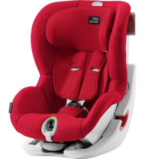 Автокресло  King II LS, цвет: fire red Britax Romer