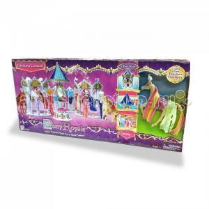 Набор Пони Рояль: карусель и королевская лошадь Радуга Pony Royal