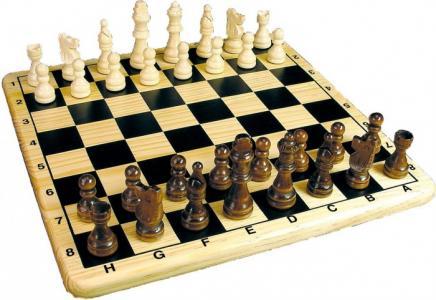 Настольная игра Шахматы (коллекционная серия) Tactic Games