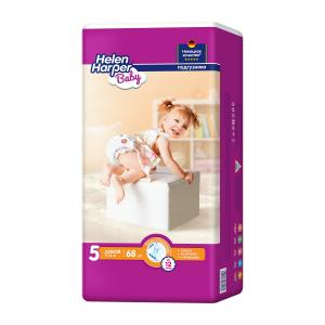 Подгузники  Baby (11-25 кг) шт. Helen Harper
