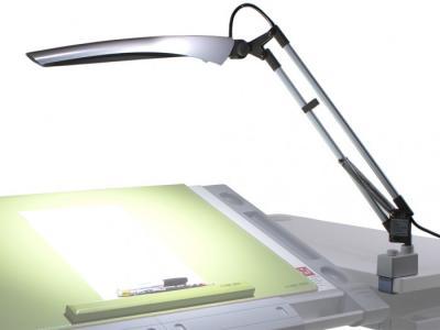 Светильник  Лампа настольная светодиодная DL-1012 Comf-Pro