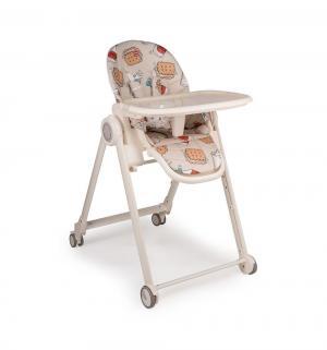 Стульчик для кормления  Berny Basic, цвет: Beige Happy Baby