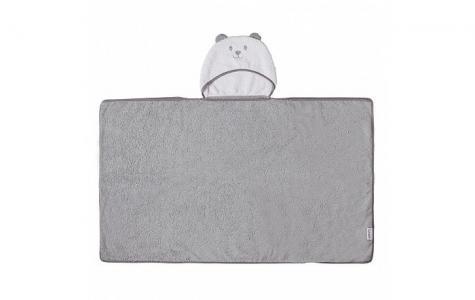 Комплект для ванной Халат-полотенце Tineo