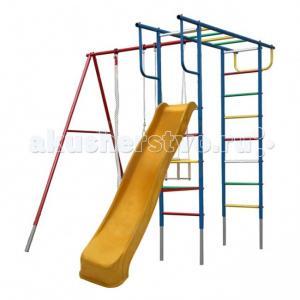 П Детский спортивный комплекс с горкой Вертикаль