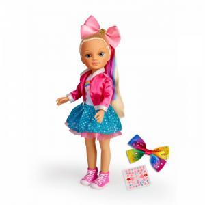 Кукла Нэнси разноцветные банты Famosa