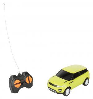 Машина на радиоуправлении  цвет: салатовый 14 см S+S Toys