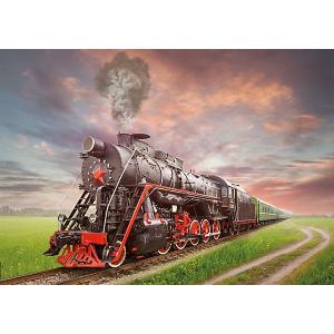 Пазл  Советский поезд, 2000 элементов Educa