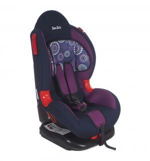 Автокресло  Navigator Одуванчик, цвет: фиолетовый/синий Bambola